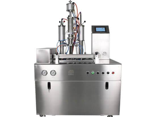 1600DT-small-automatic-under-cap-vacuum-filling-machine