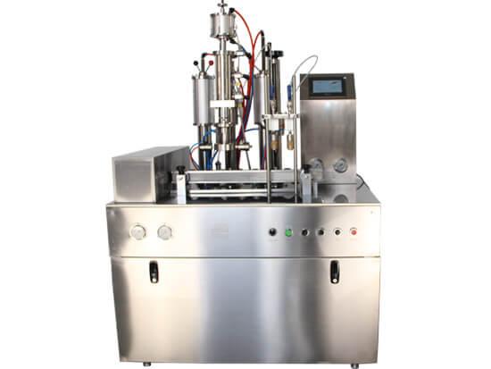 1600GT-small-automatic-bag-on-valve-aerosol-filling-machine