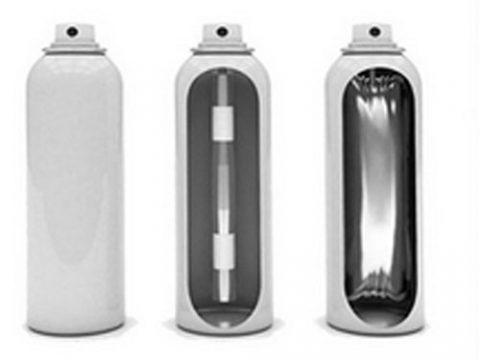 bag-on-valve packaging