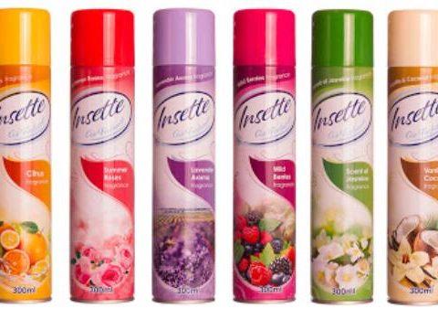 air fresher aerosol