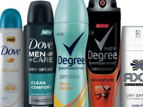 deodorant filling machine