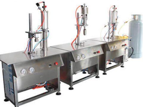 aerosol filling machine in South Africa